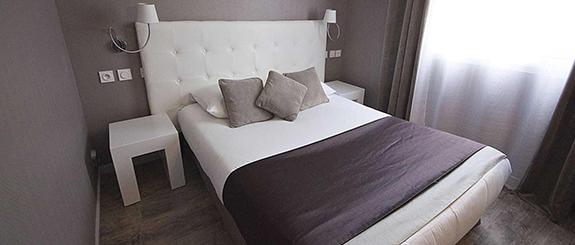 Photo d'une chambre de l'hôtel Belle Inn