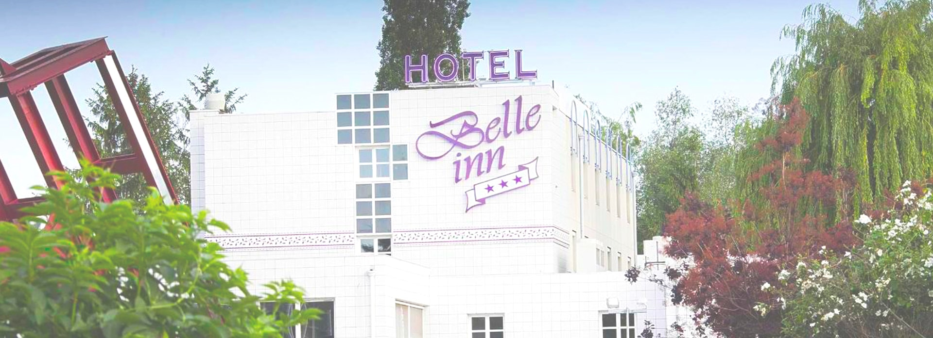 Photo de l\'hôtel Belle Inn, à Clermont Ferrand, Auvergne