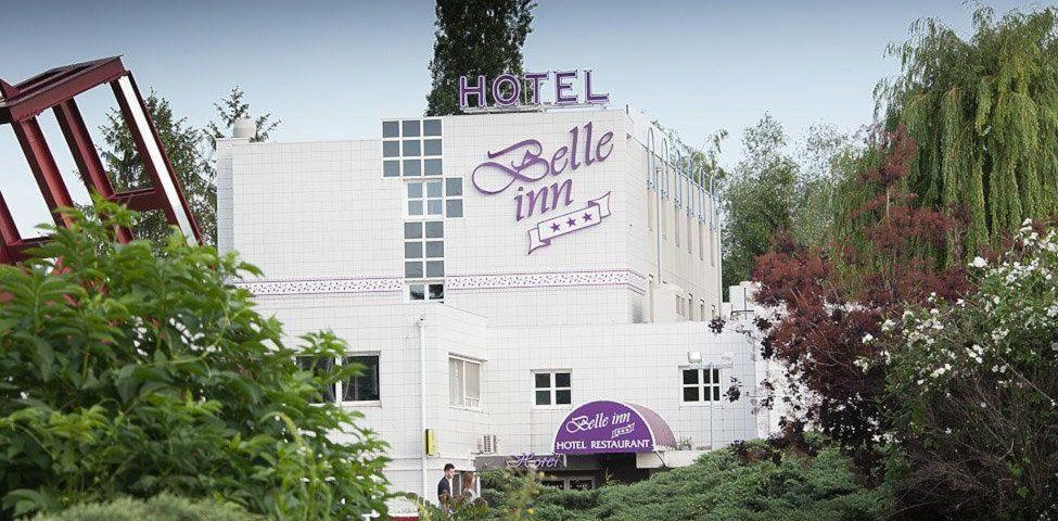 Photo extérieur de l'Hotel Belle Inn