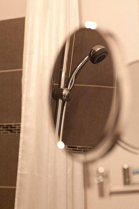 Photo d'une douche de l'hotel Belle Inn, Clermont Auvergne